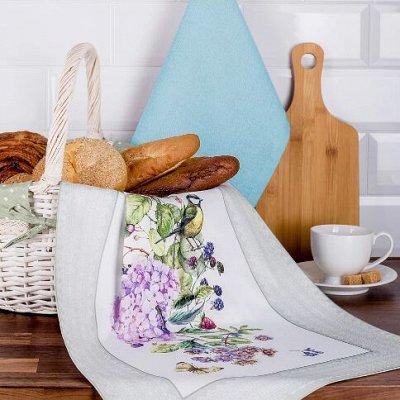 Пляжные полотенца от 100 руб! Последний раз по таким ценам!  — Полотенца кухонные рогожка — Текстиль