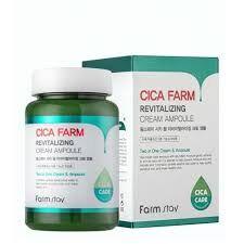 Farm Stay Cica Farm Revitalizing Cream Ampoule Ампульный крем с экстрактом центеллой, 250 мл