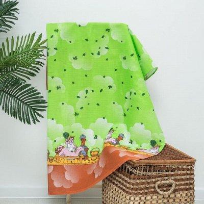 Пляжные полотенца от 100 руб! Последний раз по таким ценам!  — Вафельные банные полотенца — Полотенца