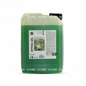 Универсальное гелеобразное пенное моющее средство GEL Optima (5 л )