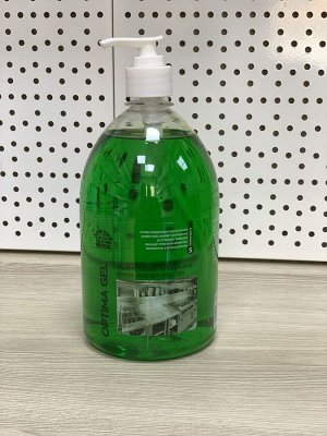 Универсальное гелеобразное пенное моющее средство GEL Optima (1 л )