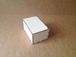 Шкатулка Шкатулка, (продается в разобранном виде в палетках), не комплектуется фурнитурой, размер 15*9,5*7,5, см, материал: фанера 4 мм, пр-во: Россия  Заготовка продается в палетках. Для большей сохр