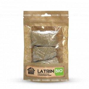 Бактерии для септика, выгребных ям, биотуалетов Latrin BIO сухой (упаковка 3шт)