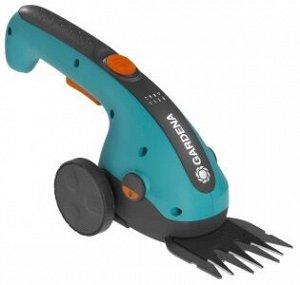 Ножницы для травы аккумуляторные ClassicCut Li с телескопической рукояткой Gardena