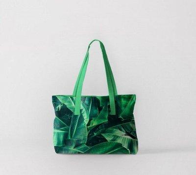 Фотошторы, фототюль и домашний текстиль с фотопечатью — Сумка-шоппер — Пляжные сумки