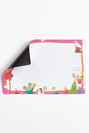 Магнитный лист для рисования 23*15,2 см (SF-5566) №1