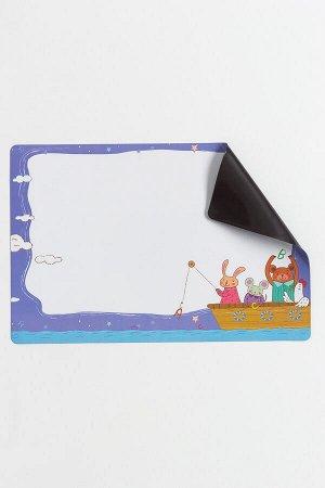 Магнитный лист для рисования 23*15,2 см (SF-5566) №3