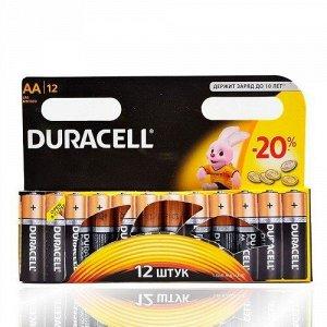 Батарейки Duracell АА (12шт)