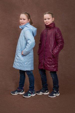 Пальто для девочки трансформер