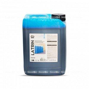 Концентрированное средство для биотуалетов на химической основе Latrin (5 л)