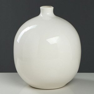 """Набор ваз """"Агия"""". цвет белый. 24/33/41 см. керамика"""