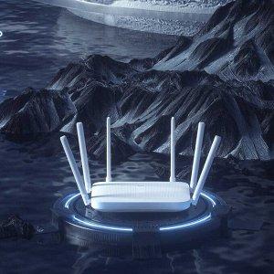 Роутер При работе на двух частотах Redmi Router AC2100 может передавать данные со скоростью до 2033 МБит/с. С ним можно забыть о лагах в играх, долгой буферизации видео 4К и медленной скорости подключ