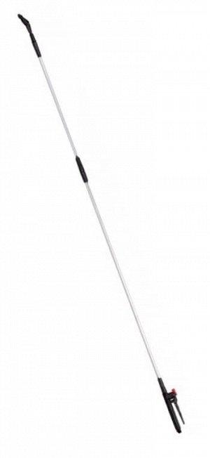 """Насадка удлинитель """"Умница"""" УБ-2.5м для опрыск. (телескоп., комплект с ручкой, шлангом 1.6м. и набор креплений) (упак.15шт)."""