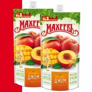 Махеевъ Джем 300г (330) д/п (1/16) персик-манго