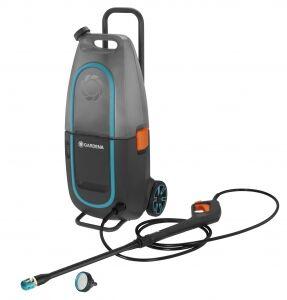 Мойка высокого давления аккумуляторная AquaClean Li-40/60 без аккумулятора в комплекте Gardena