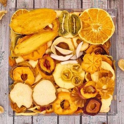 Натуральные Эко чипсы из фруктов и овощей. В наличии.