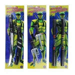 Набор оружия Боевых рептилий-ниндзя, 2 предмета