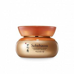 Sulwhasoo Concentrated Ginseng Renewing Cream Light Ex Обновляющий крем с женьщенем 5мл