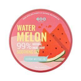 Everyday Moisturizing Soothing Gel Watermelon 99% Успокаивающий увлажняющий гель для лица и тела с экстрактом арбуза 300ml