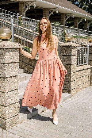 Платье Платье Pur Pur 01-714/1  Состав: Вискоза-85%; Нейлон-15%; Сезон: Лето Рост: 170