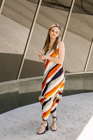 Платье Платье Pur Pur 01-721/1  Состав: Вискоза-100%; Сезон: Лето Рост: 170  Платье в комплекте с повязкой.