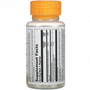 Solaray, Reacta-C, 500 mg, 60 VegCaps