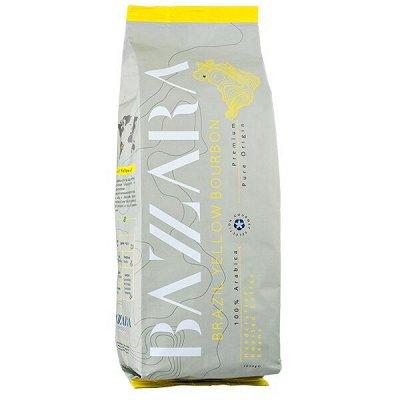 Кофе, чай и сладости лучших производителей (02.08.2021) — Кофе BAZZARA зерно