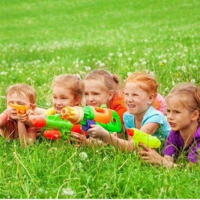 Яркие, звездные, пляжные! Летние товары по сниженным ценам!  — Игрушки для летних прогулок — Игровое оружие