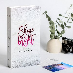 Фотоальбом Shine bright. 300 фото