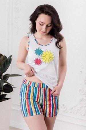 Пижама (майка+шорты), арт. 0734-85