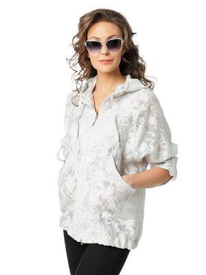 Блуза св.серый