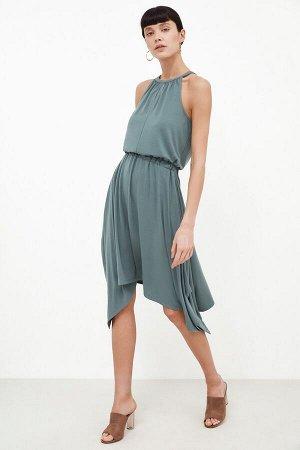 Платье жен. Beach зеленый