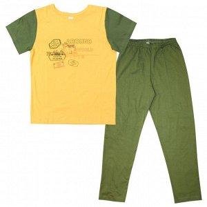 Пижама для мальчиков арт 10768-2