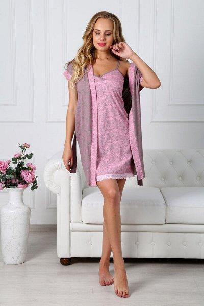 №20= ✦ ЮСЯ✦ - трикотаж для всей семьи от 100 руб◄╝ — Сорочки и комплекты — Сорочки и пижамы