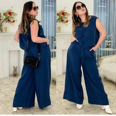 10~Женский каприз - одежда из Турции до 62 размера. — Kapris — Большие размеры