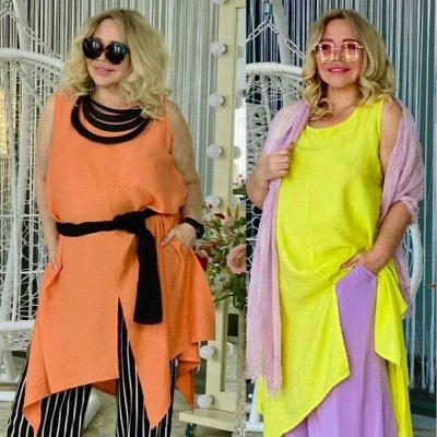 10~Женский каприз - одежда из Турции до 62 размера. — Туники WOOOOW!!! — Большие размеры