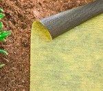 УМ АГРОТЕКС Двойная защита Желто-черный 80 ш 3м (рул 100м) сорняки/вредит