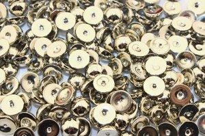 Полубусины под жемчуг (серебро) 8мм в упаковке 100 шт.