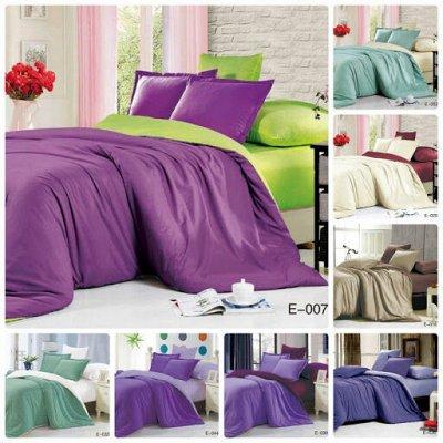🌃Сладкий сон! Постельное белье,Подушки, Одеяла 💫 — СЕМЕЙНОЕ!!  В наличии. Гарантия расцветки! — Постельное белье