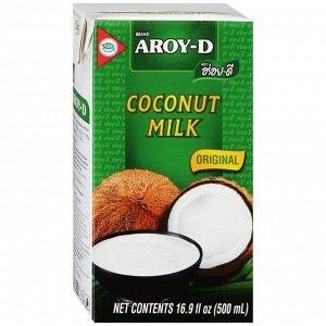 Кокосовое молоко AROY-D , 500мл, Tetra Pak