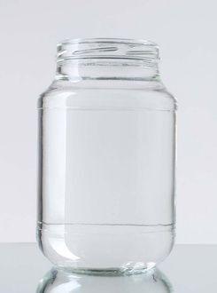 Банка стекло 2000-100 Твист 7-100-2000мл 1/6  + в подарок набор крышек и насос.