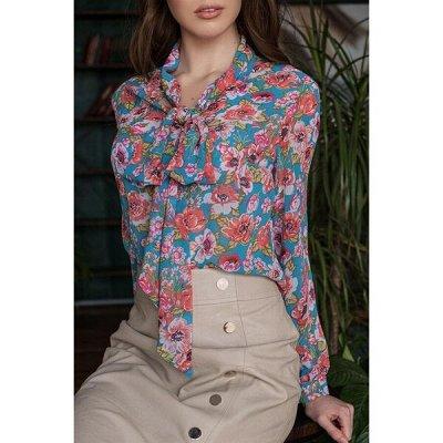 Недорогие платья и шторы  - от 42 до 56! Сумки шопперы — Блузки - новинки — Блузы
