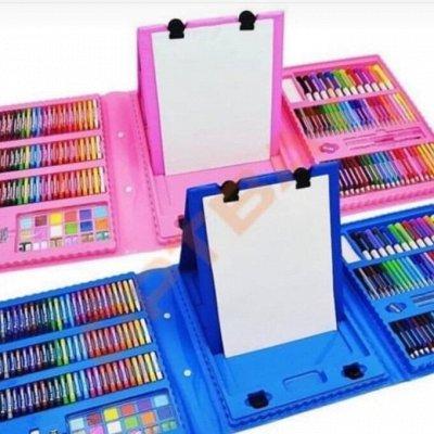 Долгожданная закупка. Здесь есть всё или почти...7 — Набор художника для детей — Для творчества