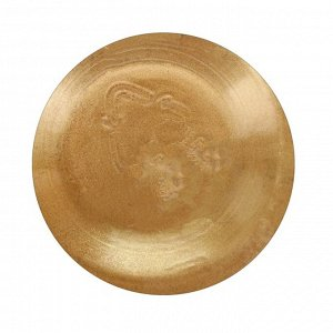 Декоративный пигмент, LU*ART Pigment, 25 мл/6 г, Metallic, золото