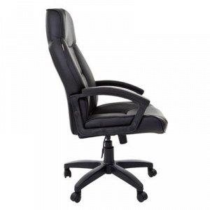 Кресло офисное BRABIX Formula EX-537, экокожа, чёрное