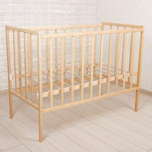 Детская кроватка Magico Mini, цвет берёза
