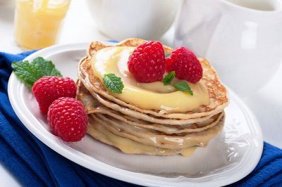 МОЯ МОРОЗИЛКА - продукты питания по удивительным ценам — Блинчики и сырники — Тесто и мучные изделия
