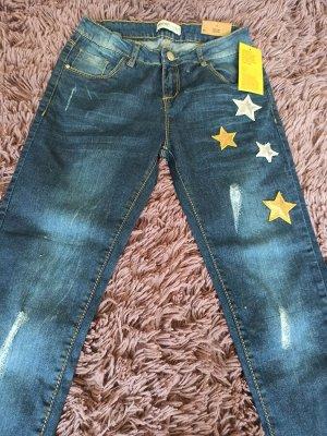 Тонкие джинсы на лето, Silversun
