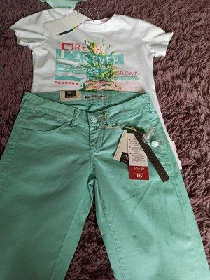 Летние брюки на подростка, F5, Турция, ОБ 84-86