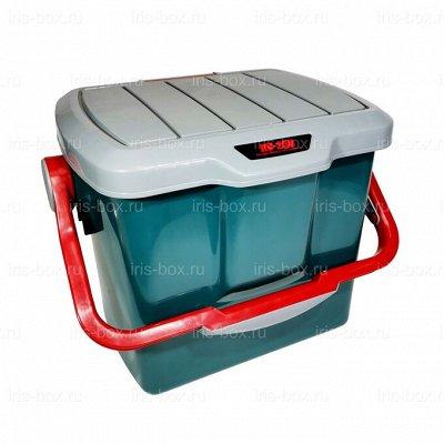 Всё для дома! Ящики для рыбалки и сковородки — Экспедиционные ящики IRIS BOX